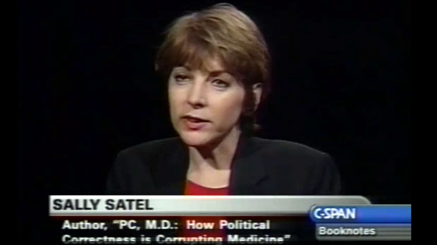 Sally Satel discusses PC, M.D.