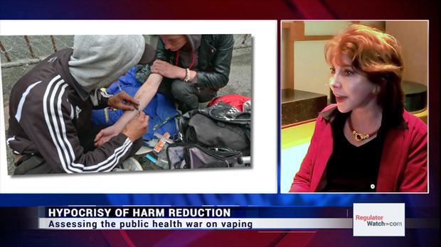 Hypocrisy of Harm Reduction: Dr. Sally Satel Assesses Public Health War on Vaping