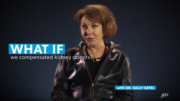 What if you could legally sell your kidney?