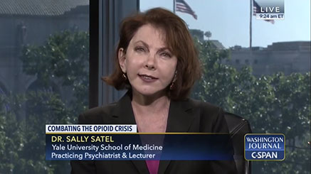 Sally Satel on Combating the Opioid Crisis