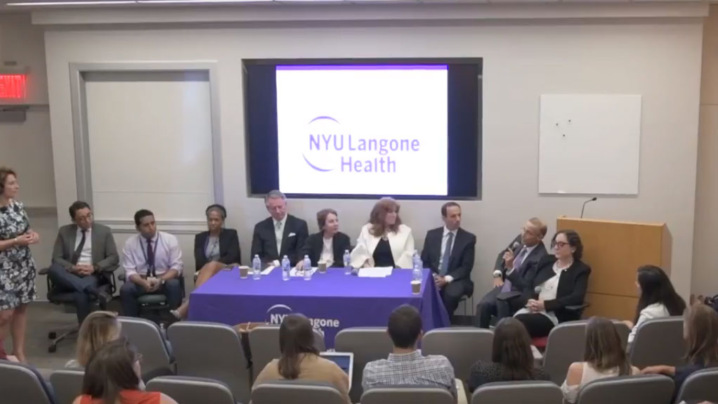 A Panel Discussion: Opioids and Orthopedics